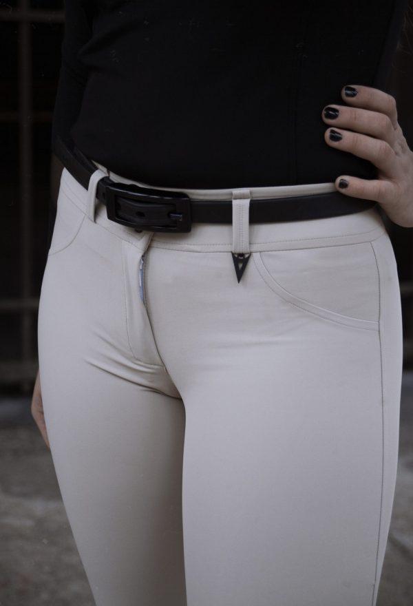 Pantalon 'Cosmopolite' – Sable
