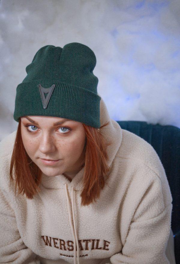Bonnet – Vert sapin